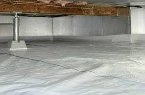 Crawl Space Supports